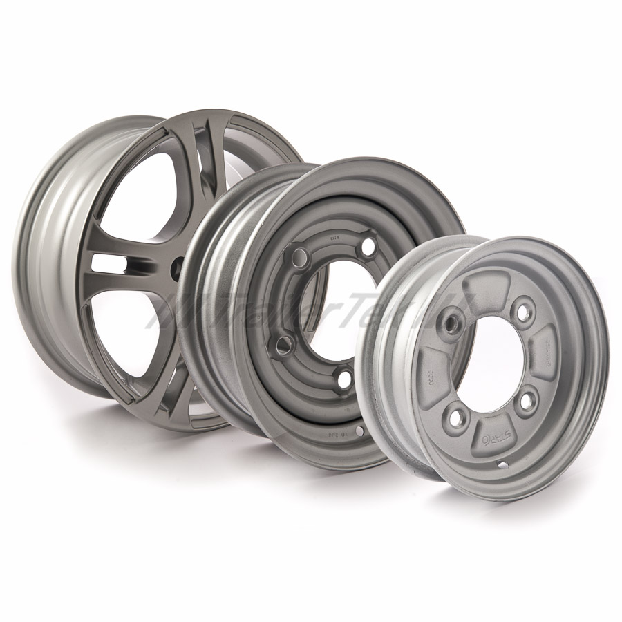 Trailer Wheel Rims