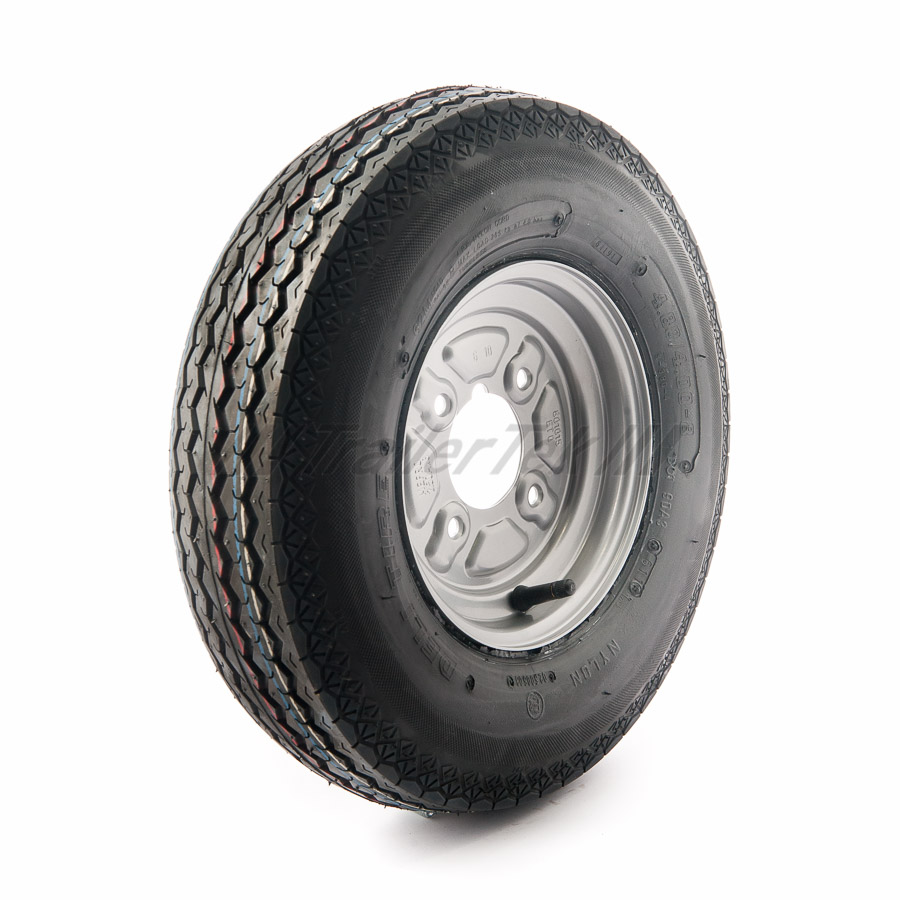 8 inch Trailer Wheel Assemblies