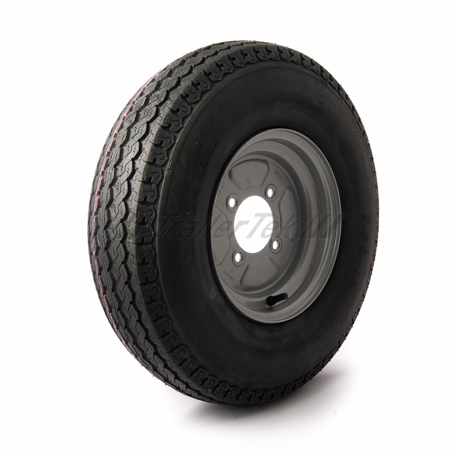 10 Inch Trailer Wheel Assemblies
