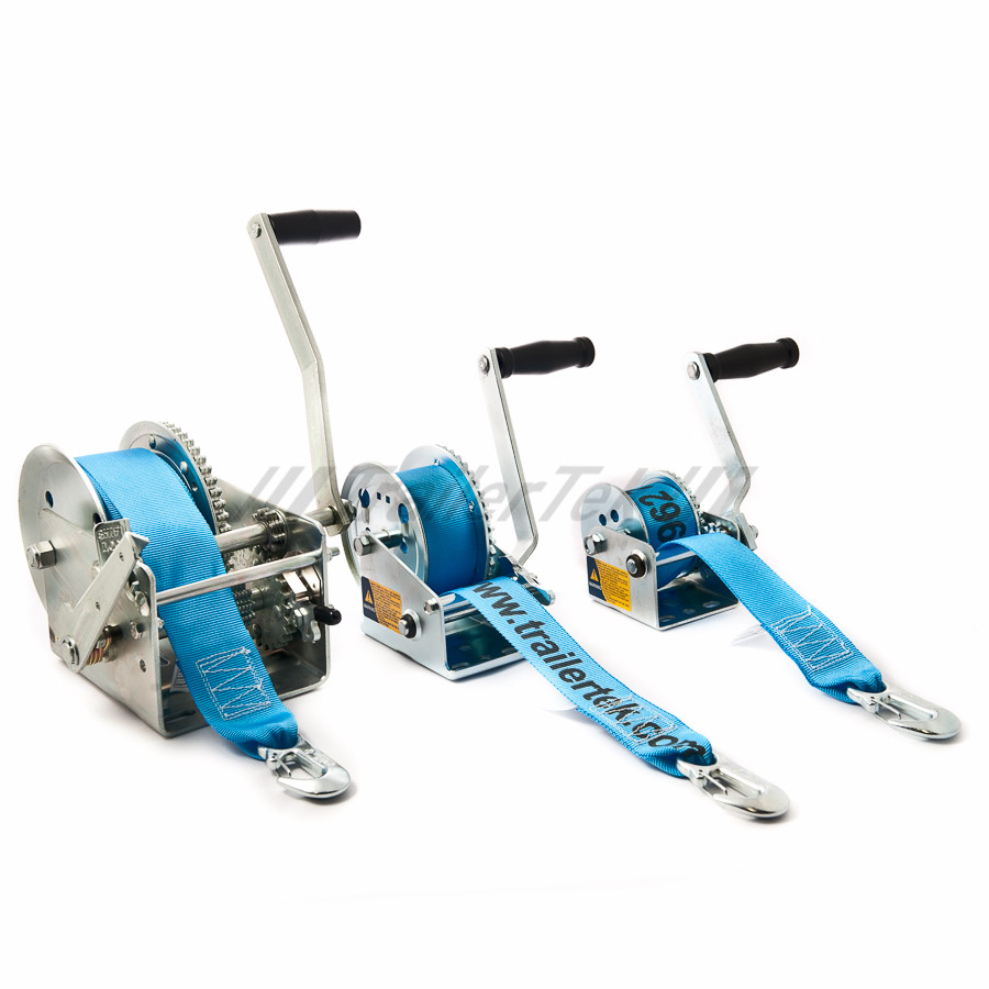 Trailer Hand Winches