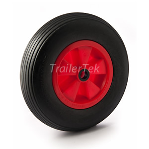 Launching Trolley Wheels