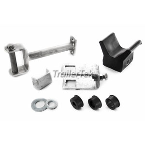 Miscellaneous boat trailer fittings