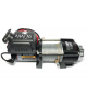 Warrior Ninja 2500 12V Electric Winch w/ Synthetic Rope