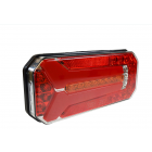 10-30V NEON LED REAR COMBI LAMP S/T/I/FOG/REV/REFLEX
