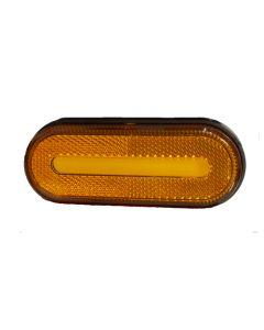 Maypole 10-30V LED Glo Amber Side Marker/Reflector