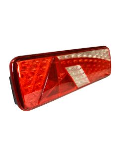 10-30V LED Rear Commercial Lamp With Quick Fit System L/H