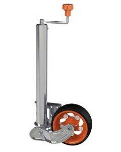 Kartt Extra Heavy Duty Jockey Wheel 60mm Auto-Lift Galvanised