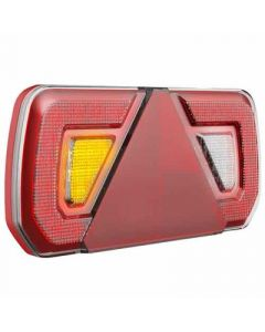 LED Combination Tail Lamp 12-24 volts Left