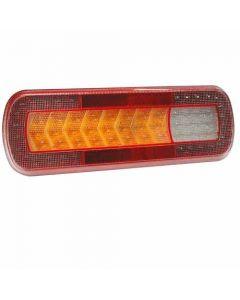 Multifunctional LED Tail Light   Fog/Reverse 12/24V