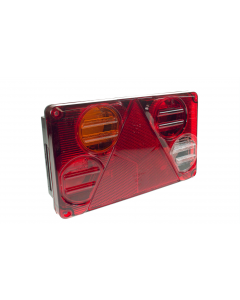 LEFT HAND HORIZONTAL REAR COMBINATION LAMP