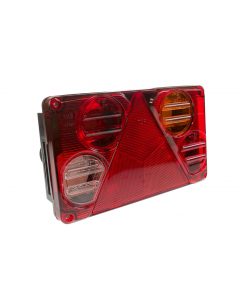 RIGHT HAND HORIZONTAL REAR COMBINATION LAMP