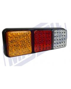 10-30V LED S/T/I/REV MODULAR LAMP & PLASTIC BASE
