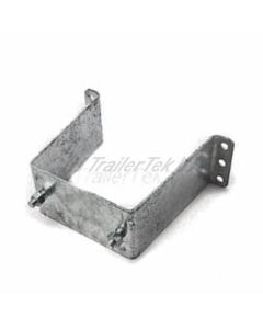 "Wessex spare wheel carrier 5.5"" PCD"