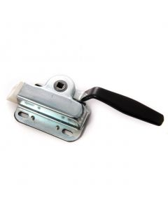 Slam lock with nylon latch RH heavy duty