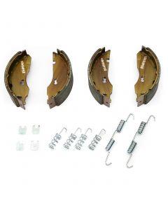 Genuine AL-KO 1637 brake shoe axle kit