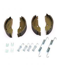 Retrofit AL-KO 1637 brake shoe axle kit