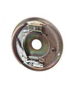 Knott 250x40 backplate assembly L.H.
