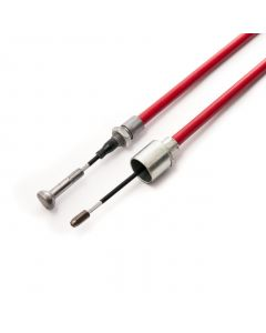 AL-KO 890mm., stainless, quick release brake cable