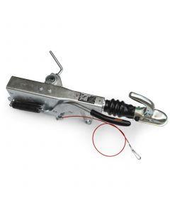 Knott Avonride  KRV13 Pole coupling, 1300 kg., 80mm. box