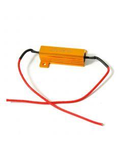 TT Load resistor 12/24v., 50w.