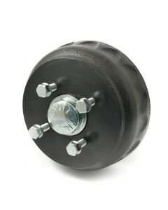 Knott Avonride X Series drum 200x50, 4 on 100mm PCD, sealed bearing