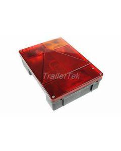 RADEX 6800 light cluster vertical RH, plug in
