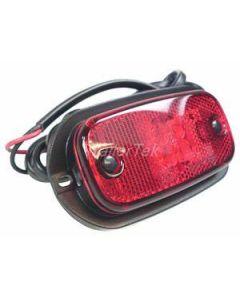 LED red rear marker light