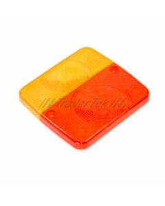 Lens for rear square lamp 4F. LT417