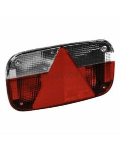 Lens for Aspock MultiPoint III rear lamp