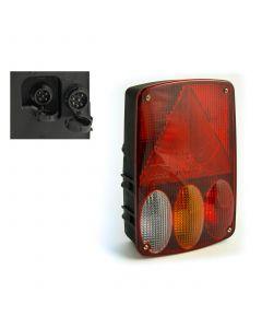 Aspock Earpoint IV rear lamp RH with fog & reverse