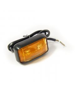LED Autolamps 58AME-1, compact, amber marker lamp
