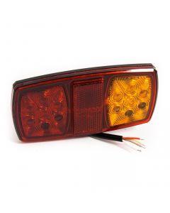 LED rectangular slimline lamp LH