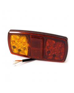 LED rectangular slimline lamp RH