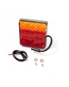 LED Autolamps 100ARME square rear lamp