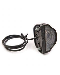 Aspock Regpoint reg. plate lamp, large