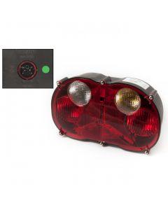 RADEX 8500 Water Drive waterproof light cluster, R/H