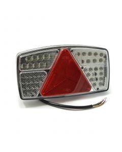 LED horizontal rear combination lamp, 10-30V, RH