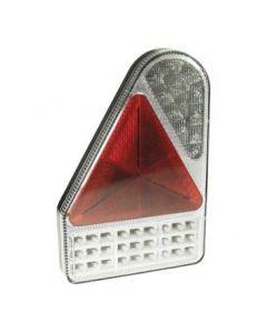 LED vertical LH rear combination lamp, 10-30V