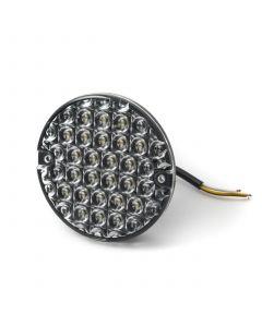LED Autolamps round reverse lamp 12v-24v