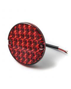 LED Autolamps round FOG lamp, 12v-24v