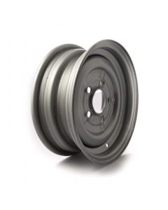 12 inch rim, 4.5 J, 5 studs on 112mm., 20mm. offset