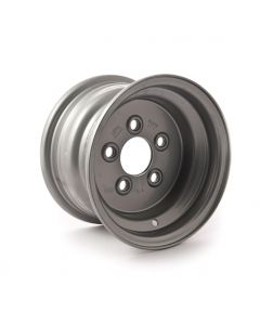 10 inch rim, 6J, 5 on 112mm. PCD for 195/55 R10 tyres
