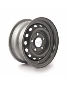 """12"""" rim, 5.5J, 5 on 112mm PCD with 30mm. offset"""