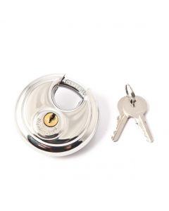 Discus padlock