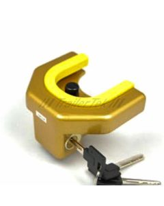 Deluxe coupling lock