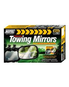 Towing mirrors, convex (pair)