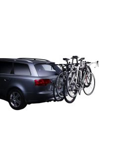 Thule HangOn 4 bike, with tilt update
