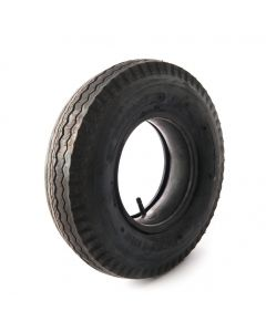 4.80/4.00-8, 6 ply tyre and inner tube