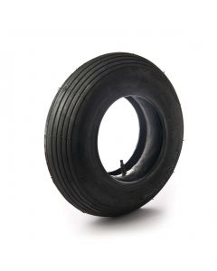 Launching trolly 4.00x8 4 ply tyre and inner tube set