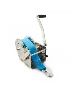 Fulton 2605 hand winch c/w winch strap